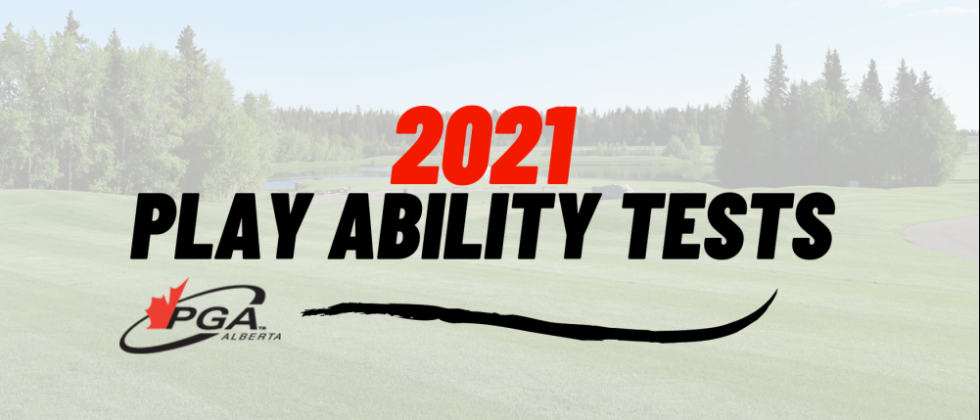Registration Now Open for the 2021 Play Ability Tests