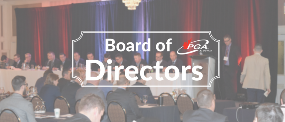 Congratulations to Newly Elected Board of Directors