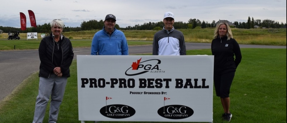 Fox & Manz Dominate at the Pro-Pro Best Ball