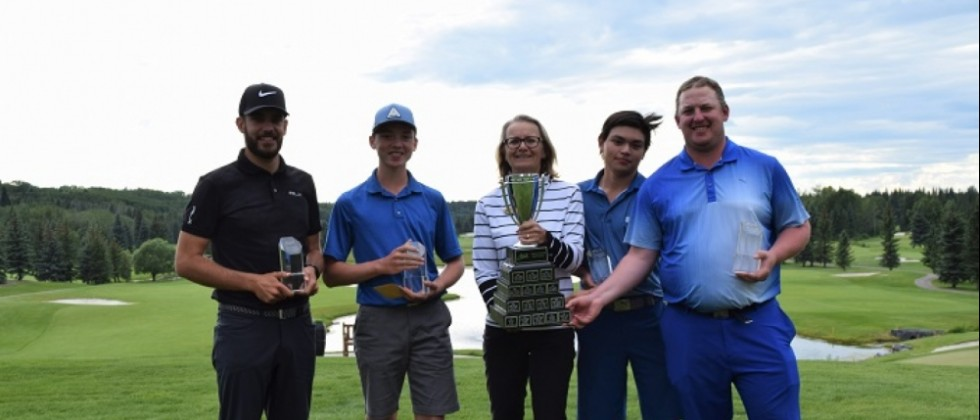 Goose Hummock GR & Priddis Greens G&CC Lead the Way at Pro-Junior