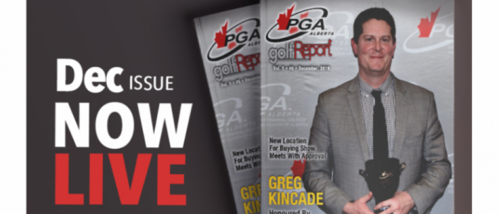 Awards Recap Issue of the PGA of Alberta Digital Magazine Now Live