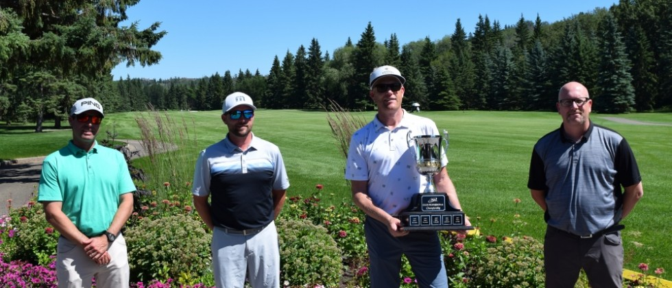 McArthur Wins His Second Club Pro Championship in Four Years