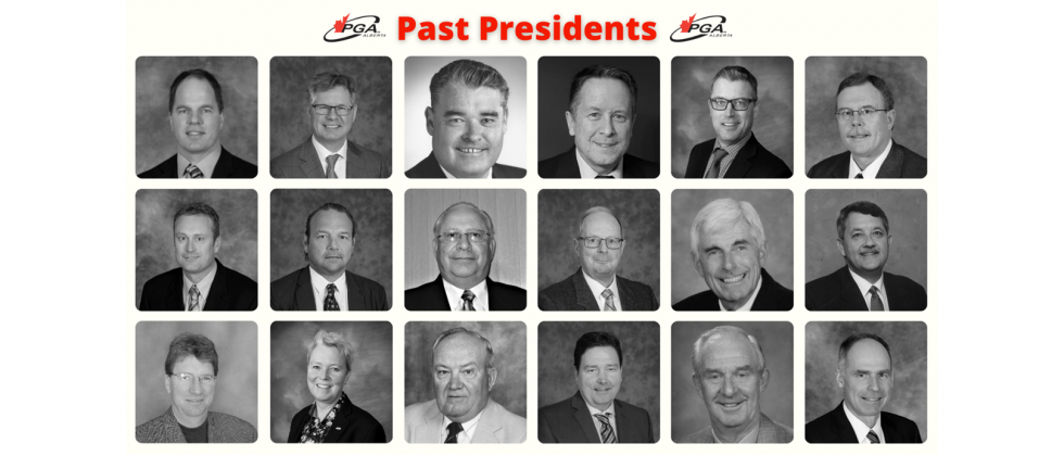 New Past Presidents Page