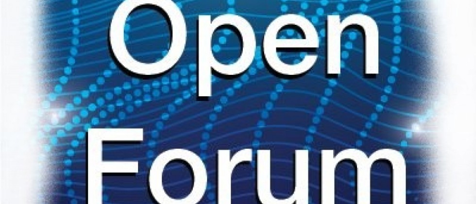 Open Forum Friday #4