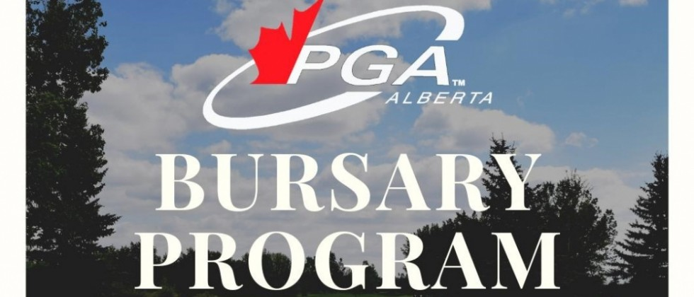 PGA of Alberta Bursary Worth $750 - Deadline Extended