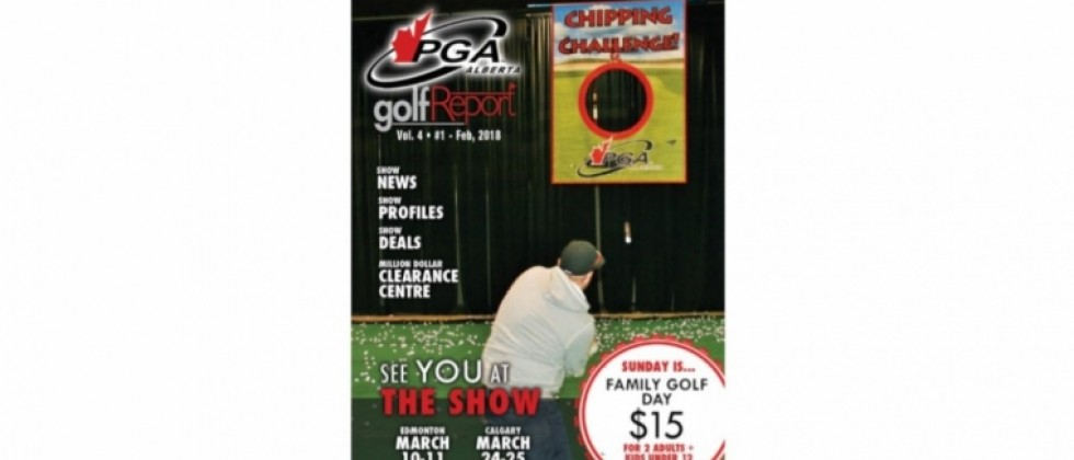 PGA of Alberta Digital Magazine – Golf Show Preview