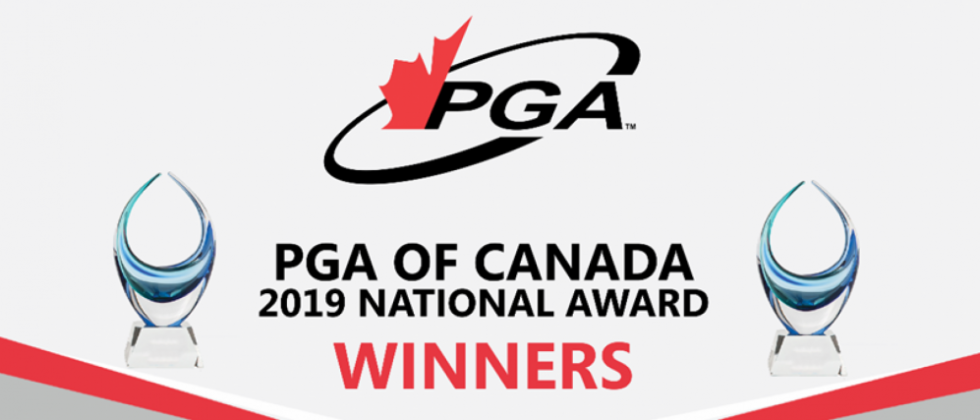 PGA of Alberta Members Take Home Three National Awards