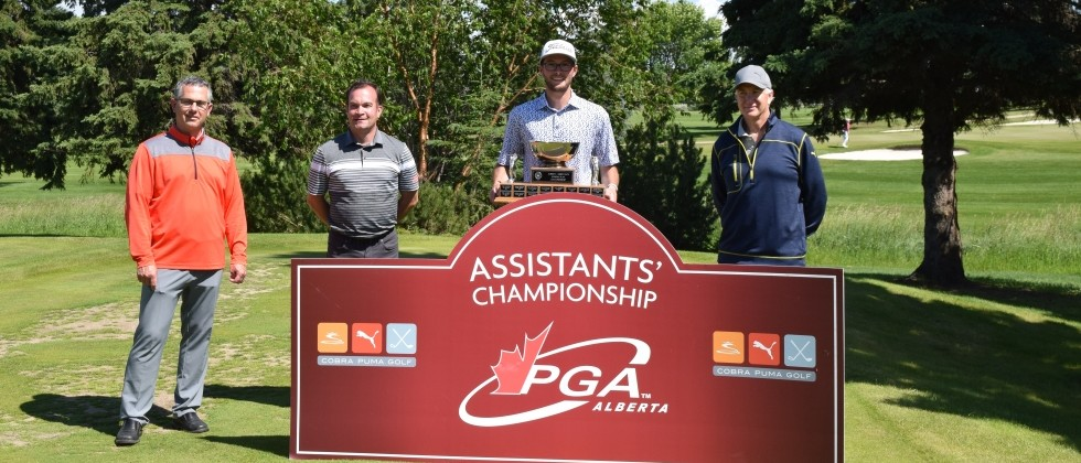 Riley Rallies to 3-Peat at the Cobra Puma Golf Assistants' Championship