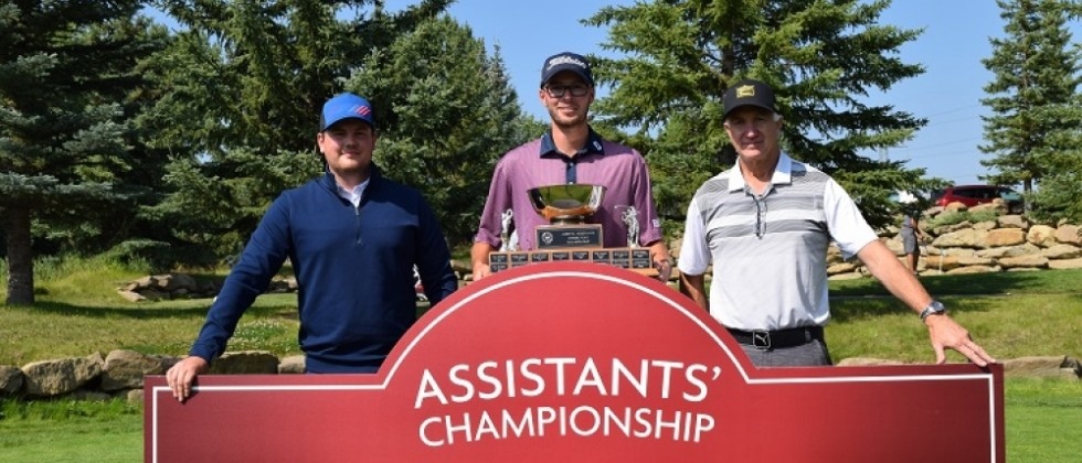 Riley Rises to the Challenge at Assistants' Championship