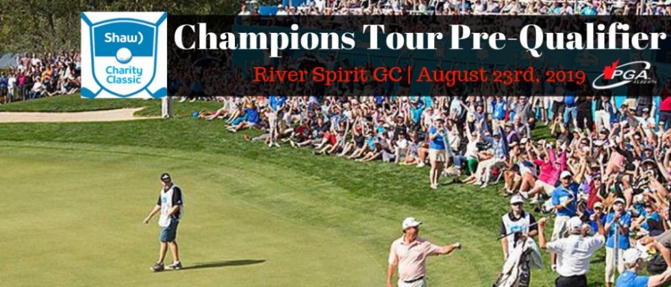Shaw Charity Classic Pre-Qualifier Draw – River Spirit GC