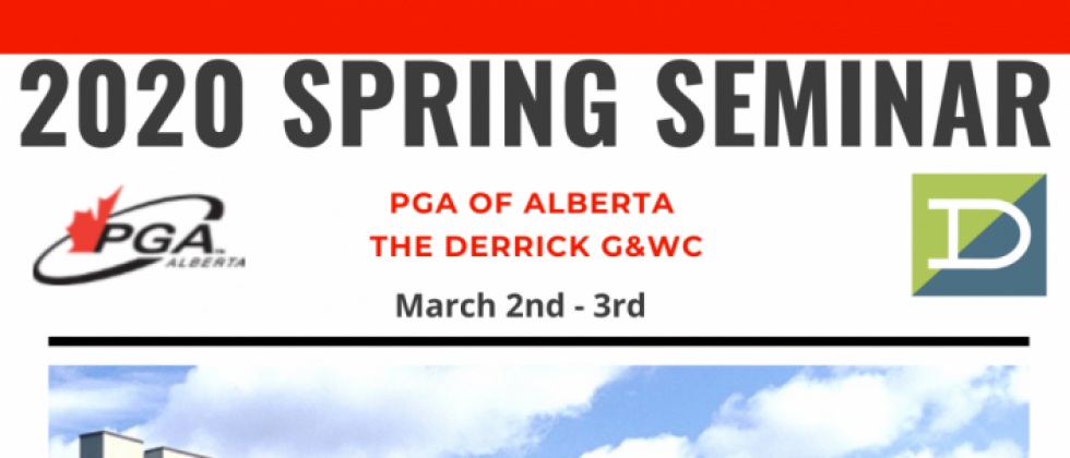 Spring Seminar - Take Advantage of Extra Educational Opportunities