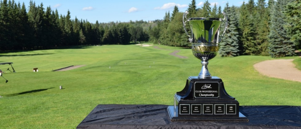 Three-Way Tie for Top Spot at the Club Pro Championship