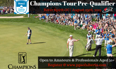 2019 Shaw Charity Classic Pre-Qualifier - Register Now!