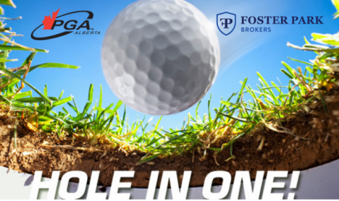 2021 Hole in One Insurance Program Now Open - Purchase for the Entire Season Today!