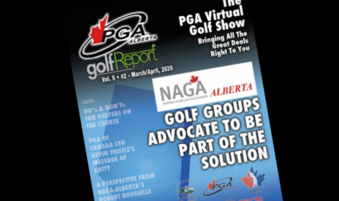 April Issue of PGA of Alberta Magazine Highlights Industry Messages
