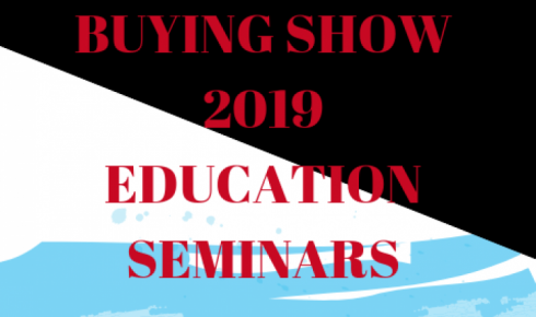 2019 Buying Show Education Series - Registration Now Open