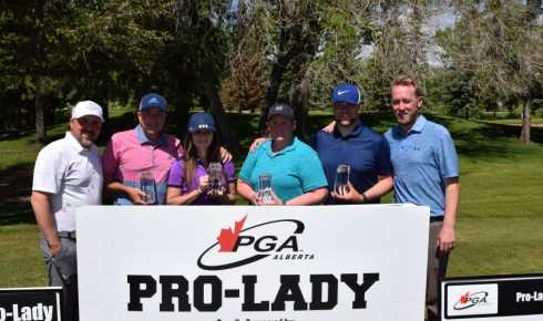 Cardiff G&CC & The Quarry Claim Titles at Pro-Lady North