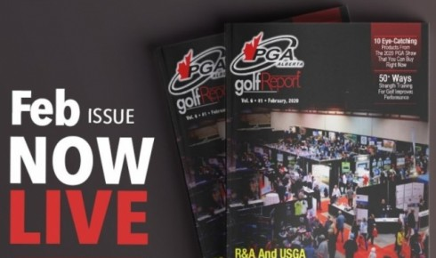 Digital Magazine – 2020 Alberta Golf Shows Preview