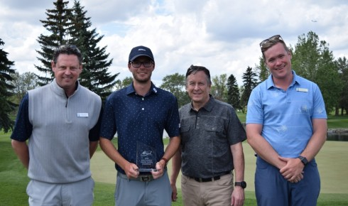 Fleming Flies to the Top at Inglewood G&CC
