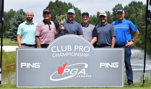 Borsa Brings it Home at PING Club Pro Championship