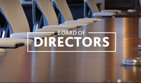 Henzie, Tanner, & Thompson elected to Board of Directors. Lavoie re-elected