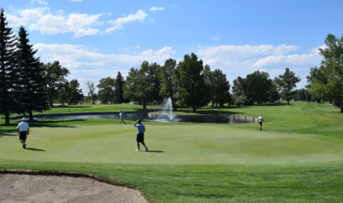 Inglewood G&CC Reaches Finish-Line on Restoration Work