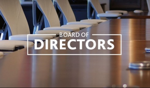 Newly Elected Board of Directors