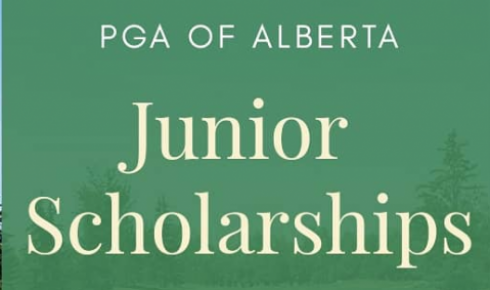 Junior Scholarship Deadline is July 13th!