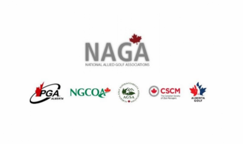 NAGA Alberta receives Jack Skellern Patron of the Year Award
