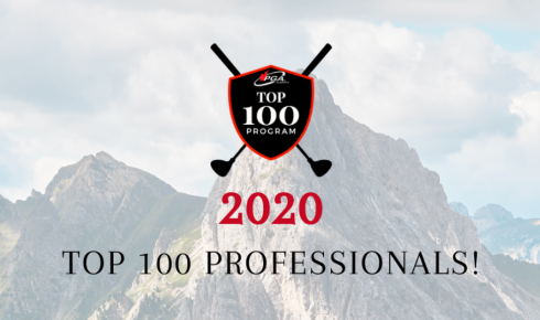 PGA of Alberta Announces Top 100 Professionals for 2020