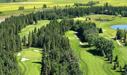 PGA of Alberta Championship Draw - River Bend G&RA