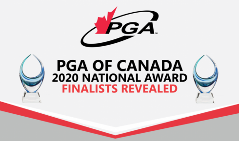 PGA of Canada National Awards - Good Luck to Alberta Professionals