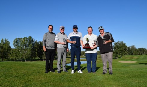 Valley Ridge GC & Goose Hummock GR Cruise to Victories at Pro-Senior