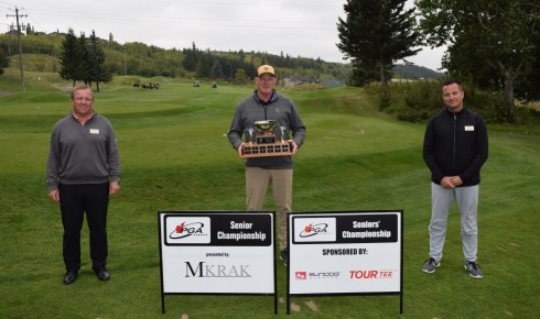 Randy Robb Rallies to First Seniors' Championship Win