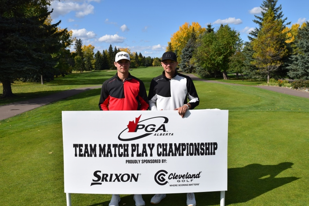 Vandermey's Triumphant at Srixon/Cleveland Golf Team Match Play Championship