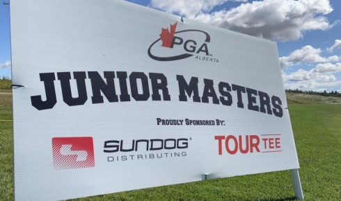 Lindberg & Bell Start Strong and Lead the Way at the Junior Masters