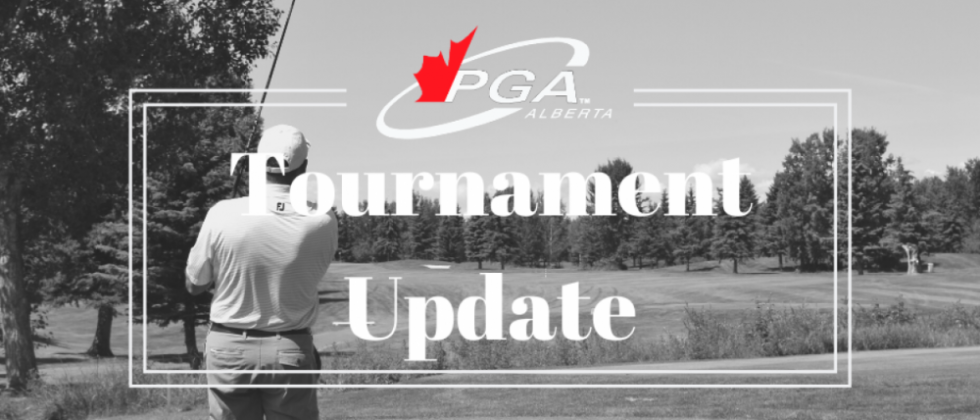 Tournament Schedule Update – Events in May Cancelled