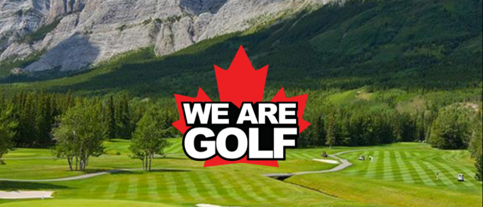 We Are Golf releases Economic Impact of Golf in Canada (2019)